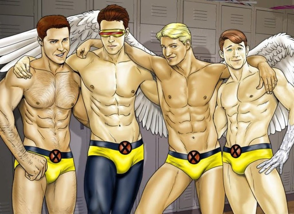Gay superheroes blog