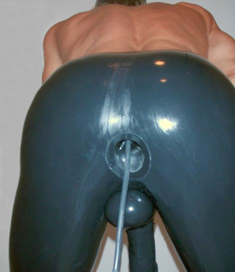 Rubber Cock Sheath 108