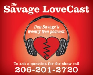 Sidebar Savage Love Podcast