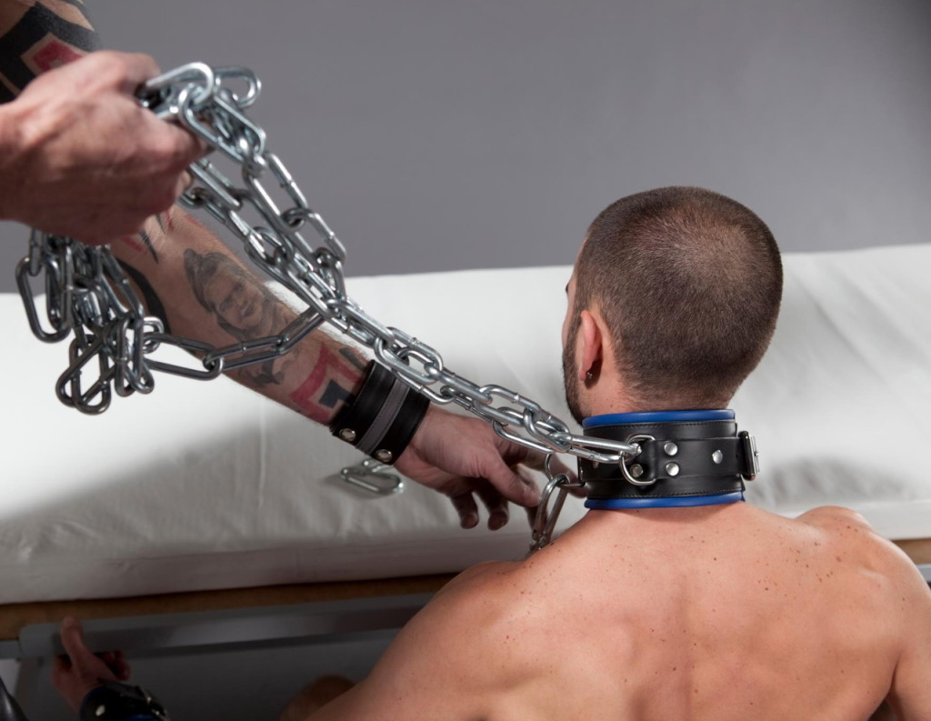 from Grant posture collars for gay men