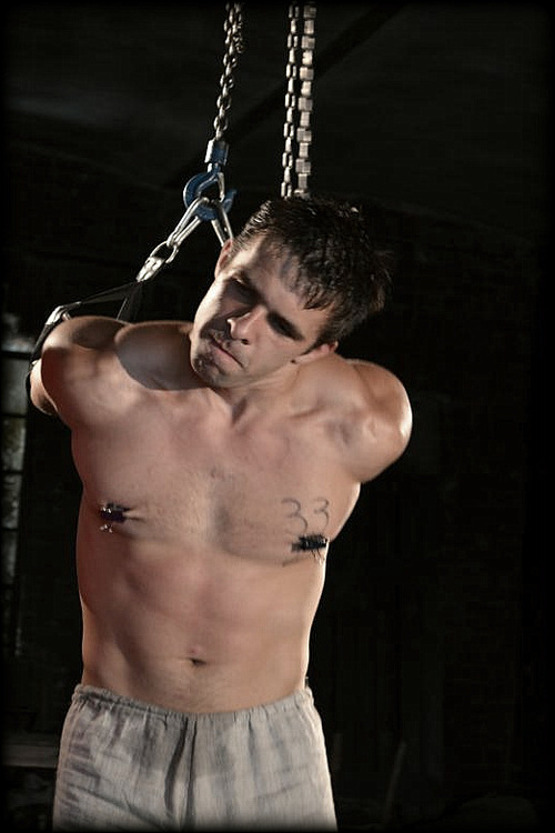 male bondage blog