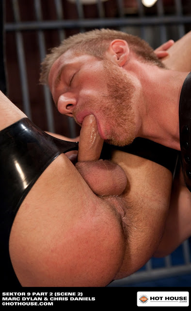 Marc Dylan - Christopher Daniels - Hot House (3)