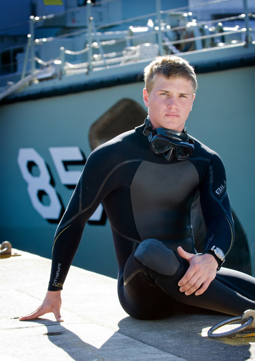 Fleet Commander Hosts Launch of Navy Divers Television Series