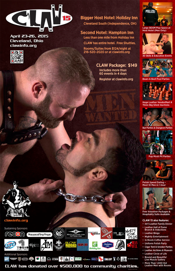 CLAW 15 Poster