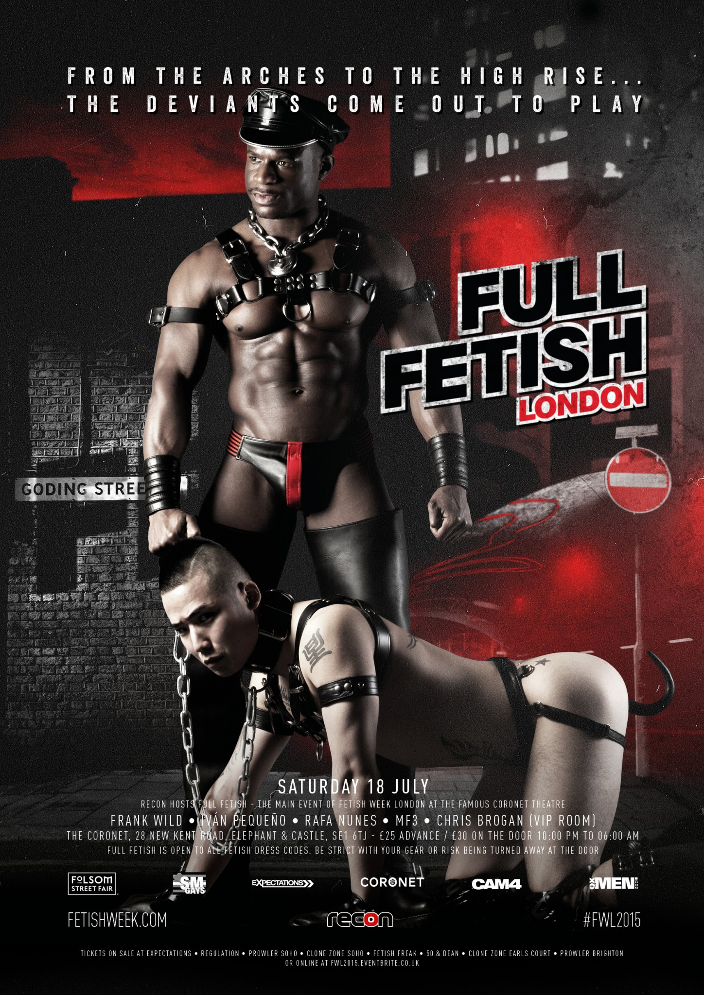 A3 Poster FWL2015 Full Fetish
